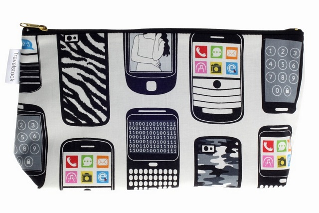Kids Cotton Wash Bag - Mobile Phones Toiletry Bags > Children's Washbags
